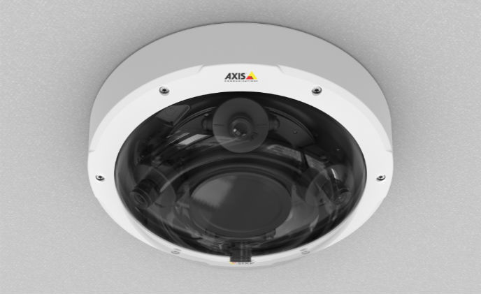 Axis panoramic cameras enable broader range of businesses