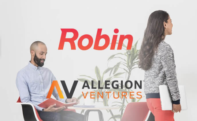 Allegion Ventures invests in Robin to fuel smart space management
