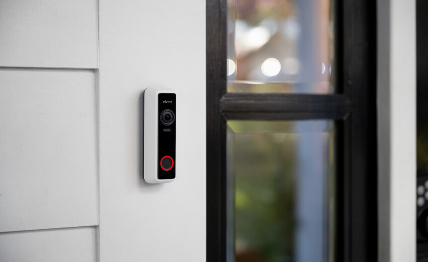 Vivint helps protect packages with new Vivint Doorbell Camera Pro