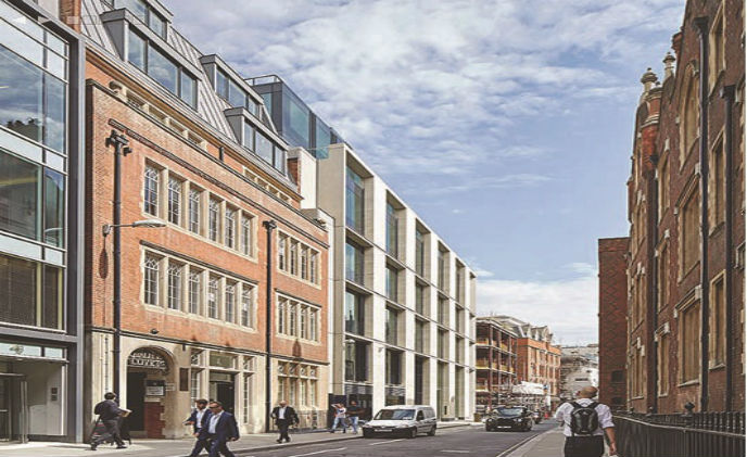 Kentec chosen for central London development