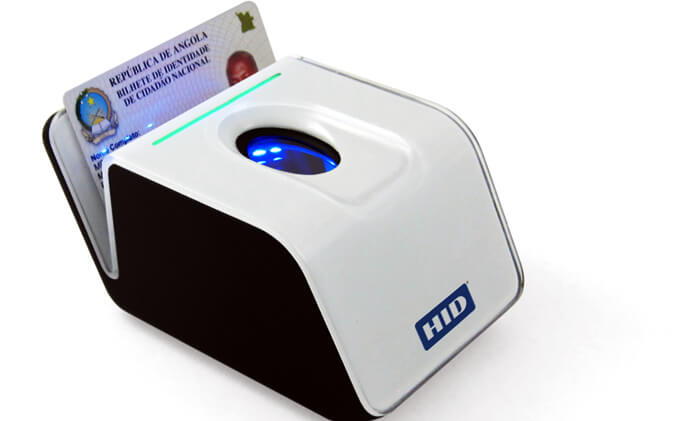 HID Global reader with Lumidigm technology simplifies use of citizen ID, other applications