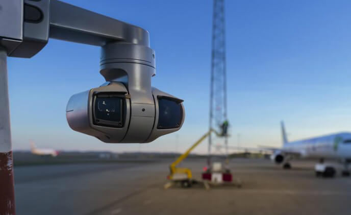 New PTZ camera for harsh environments with long-range OptimizedIR