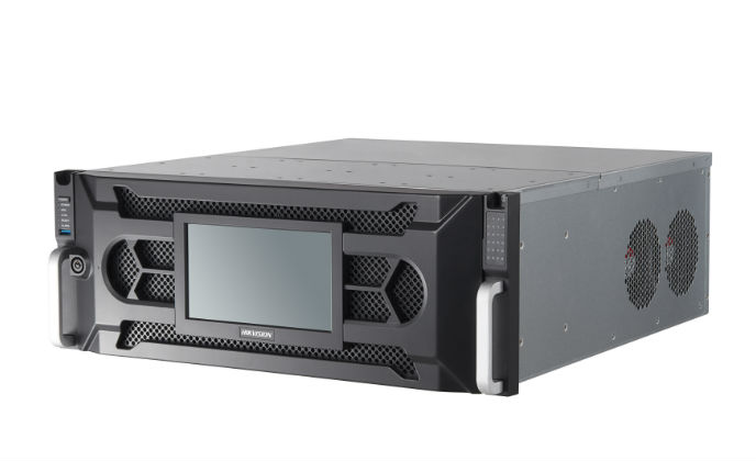 Hikvision launch high-end embedded NVRs