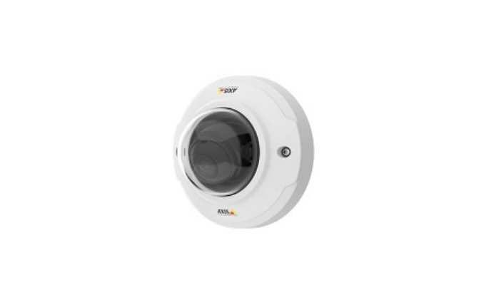 Axis introduces mini dome cameras for indoor video surveillance
