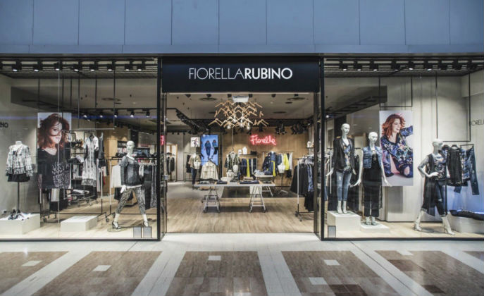 Nedap iD Top roll-out in 170 Fiorella Rubino brand stores