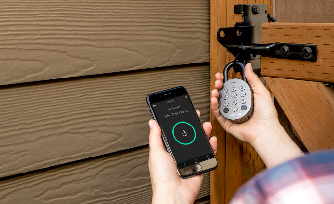 igloohome introduces remotely-managed smart padlock