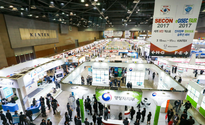 SECON connects you with all about the Korean security market