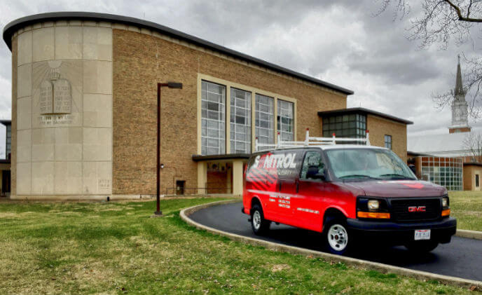 Dayton Church catches the bad guys with verified video surveillance  from Sonitrol and 3xLOGIC
