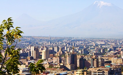 Avigilon HD solution helps keep the capital of Armenia safe