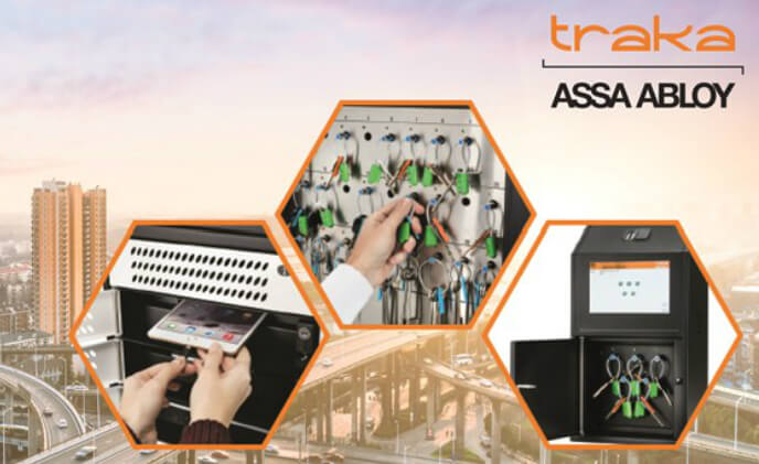 Traka integrated solutions on display at Security ESSEN