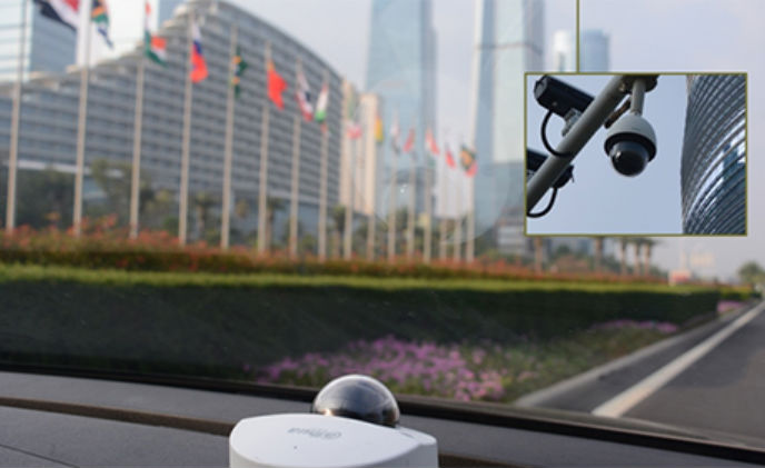 Dahua provides solid city surveillance during BRICS Xiamen Summit