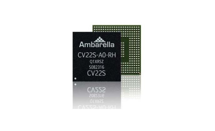 IntelliVision introduces video analytics for Ambarella CV22 SoC