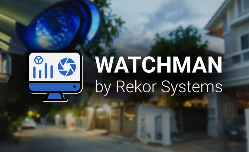 Rekor offers affordable license plate recognition for home security