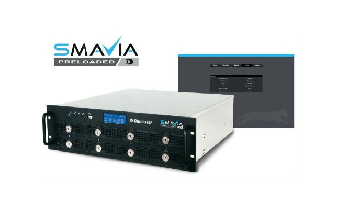 Dallmeier presents new Smavia appliance