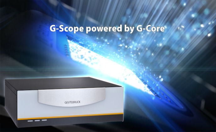 Geutebruck's G-Scope outfitted with new version G-Core 1.3