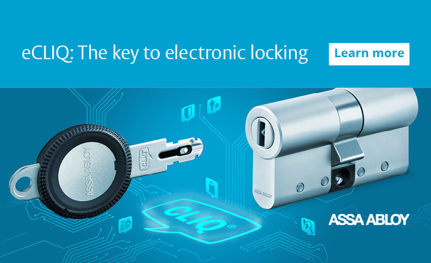 Switch to intelligent, electronic locking — without throwing away the keys