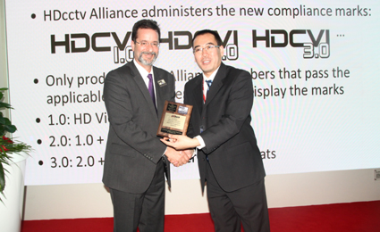 HDcctv Alliance and Dahua announce HDCVI 2.0 a global standard