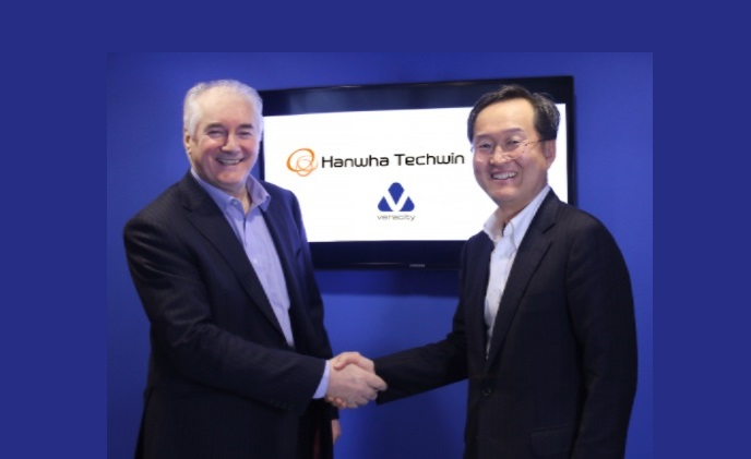 Veracity and Hanwha Techwin's deal for  surveillance storage solutions