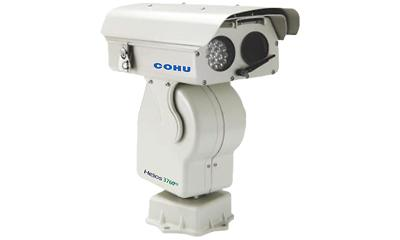 CohuHD video surveillance 3760HD Series with 30x optical zoom