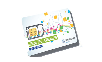 Morpho (Safran) NFC SIM product receives EMVCo security certification