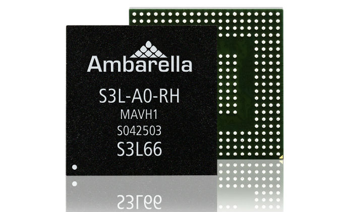 Ambarella brings HEVC/H.265 to home and mainstream IP camera markets