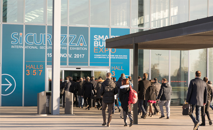 Sicurezza 2019: The evolution of the sector is here
