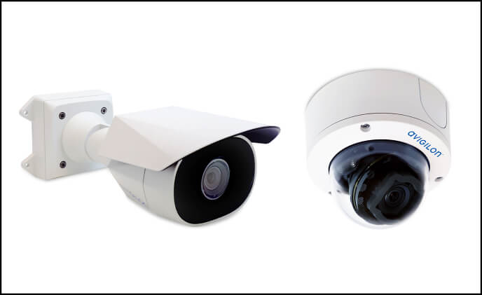 Avigilon combines value and versatility with new H5SL camera line