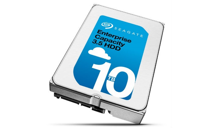 Seagate unviels 10TB drive to address storage demands of cloud-based data centers