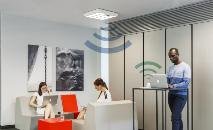 Signify launches Trulifi, the reliable, high-speed commercial LiFi systems