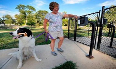 Jeffersonville upgrades cloud-based access control for Dog Park with Brivo Systems