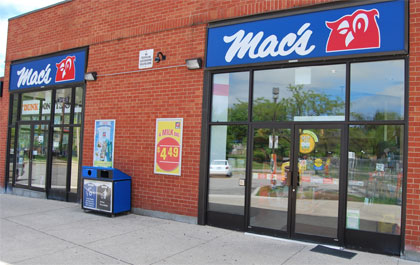 Hikvision solution secures Mac's convenience stores in Canada