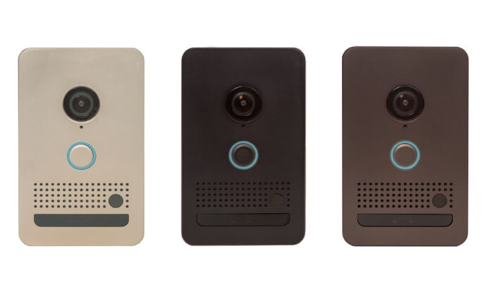 The new ELAN Video Doorbell elevates the intelligent home experience