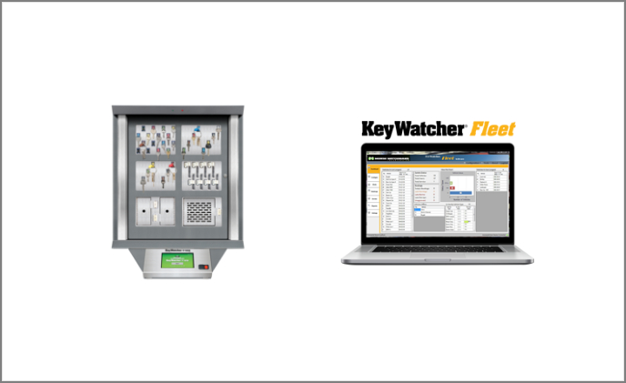 Morse Watchmans' key management solutions on display at ISC East