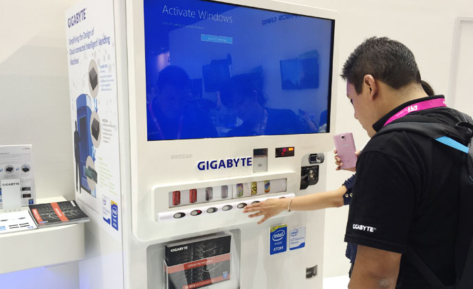 COMPUTEX Spotlight: intelligent vending solution, actionable smart home solution