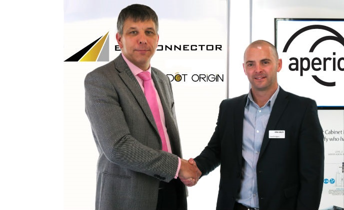 Dot Origin partners Assa Abloy Access Control to enhance EdgeConnector