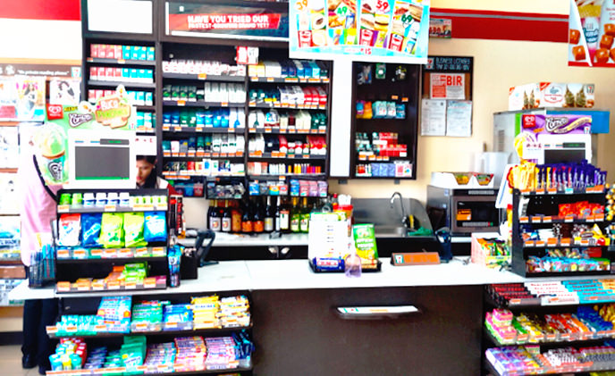 Upgrade convenience stores security with GKB's solution