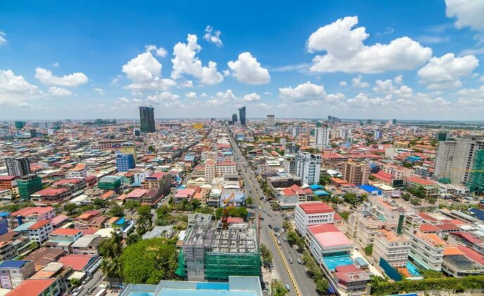 What's driving growth in Cambodia, Laos security?