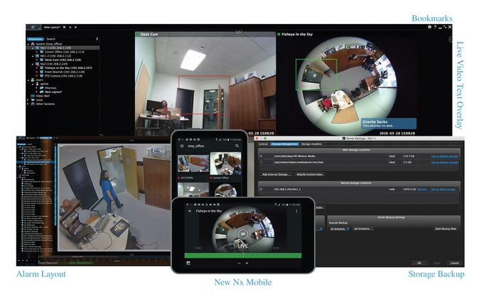 Network Optix launches Nx Witness VMS v2.5