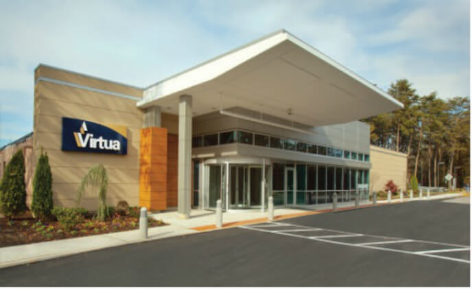 Virtua healthcare system transitions to Arecont Vision's megapixel video