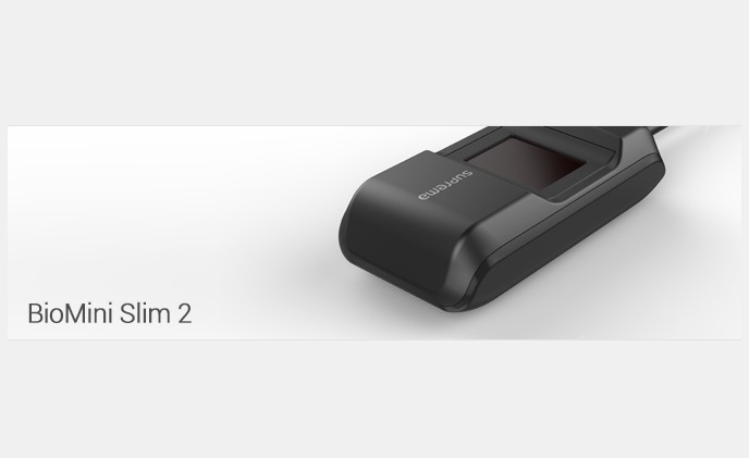Suprema set to unveil BioMini Slim 2 fingerprint scanner