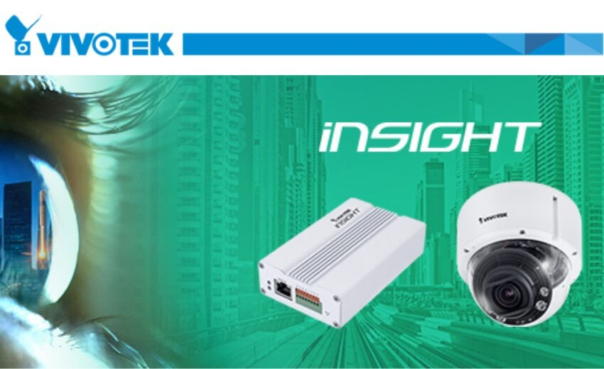 VIVOTEK debuts its first iNSIGHT series products driven by OSSA