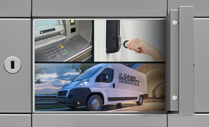 Can a single locking system protect banks & ATMs and cash in transit?