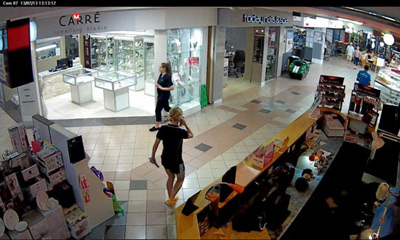 Australian mall security setup woos law enforcement