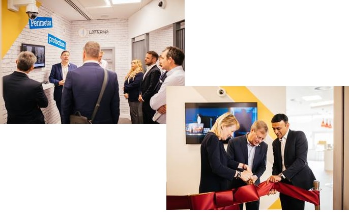Axis launches UK experience center to showcase intelligent surveillance