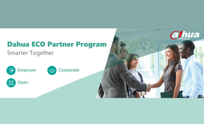 Dahua Technology launches ECO Partner Program to enhance interoperability