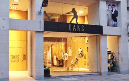 IDIS DirectIP selected for DAKS flagship London stores