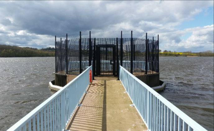 South Staffs Water improves perimeter security with Harper Chalice