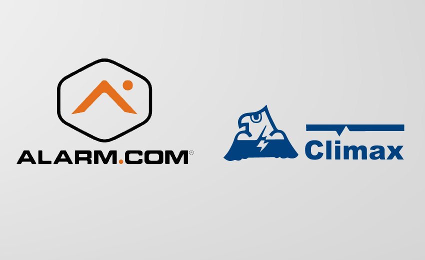 Climax Technology announce expanded partnership with Alarm.com
