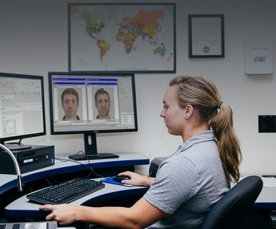Safran is the exclusive partner of INTERPOL for facial recognition