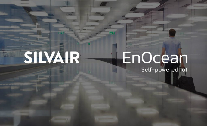 EnOcean and Silvair team up to deliver wireless switches and sensors